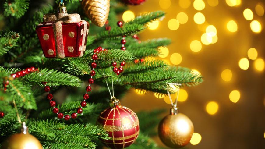 Поздравляем с наступающим 2019 годом и Рождеством