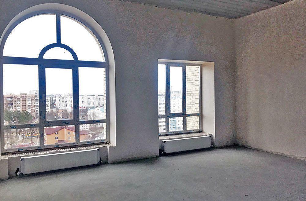 Последняя 3-к квартира с документами! Потолки 3,5 м, арочные окна, панорамные виды!