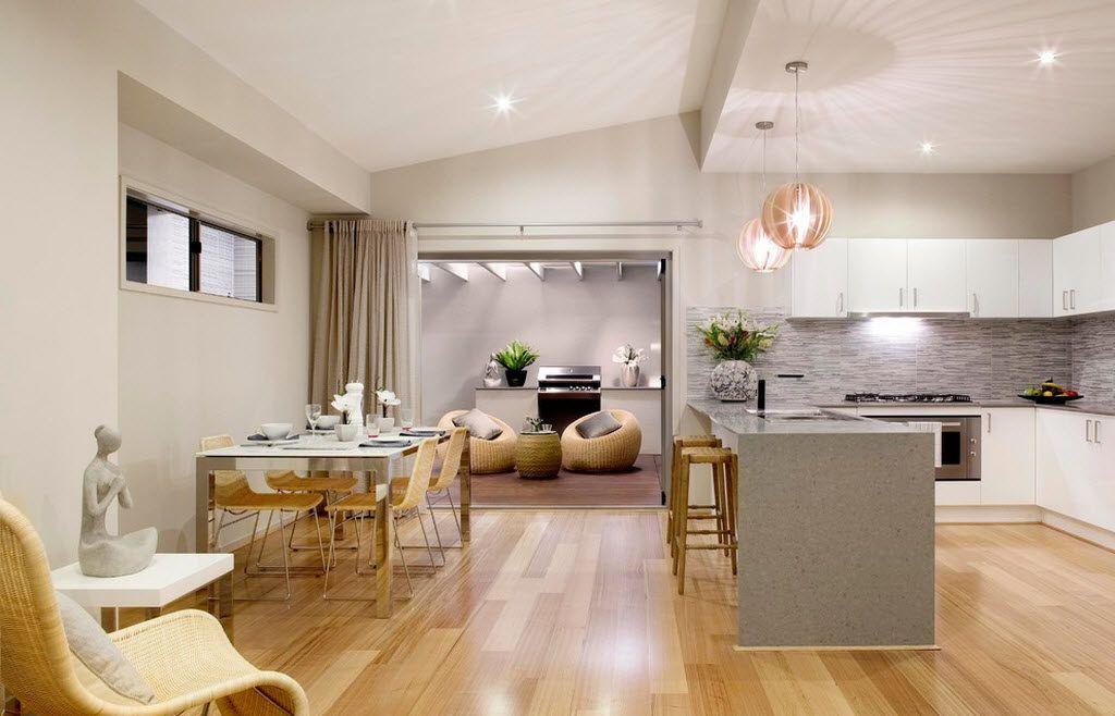Разработаны триде визуализации интерьеров квартир