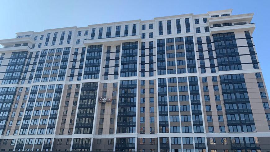 Фотозвіт з будівництва на кінець вересня 2020 р.